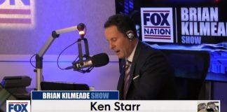 Ken Starr on the Brian Kilmeade Show