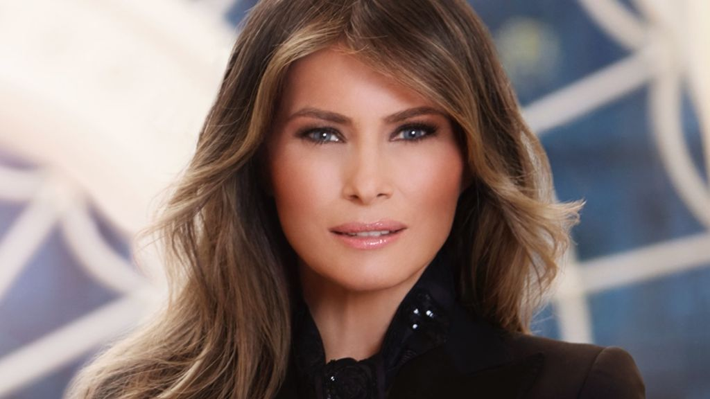 First Lady of the United States Melania Trump