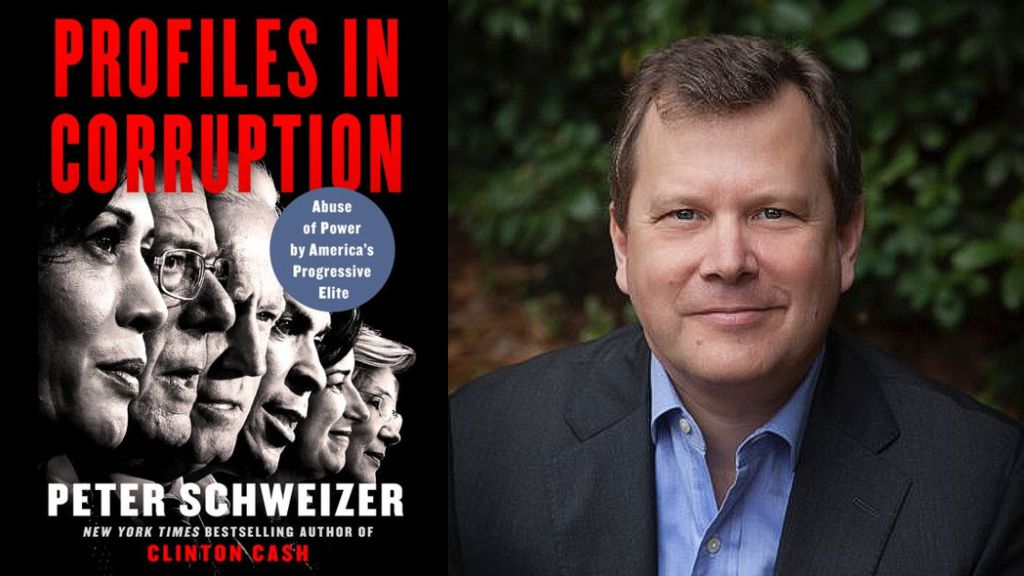 Profiles in Corruption by Peter Schweizer