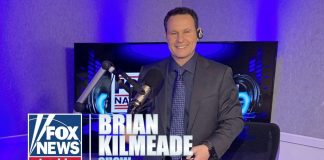 Brian Kilmeade Show on FOX