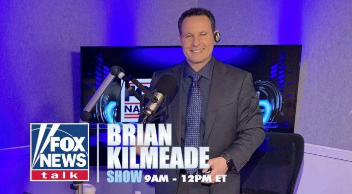 Brian Kilmeade Show on FOX