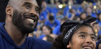 Kobe Bryant and Gigi Bryant 2017