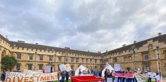 Oxford Climate Strike