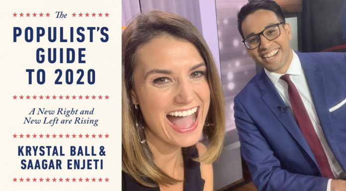 The Populist's Guide to 2020: A New Right and New Left are Rising by Krystal Ball and Saagar Enjeti
