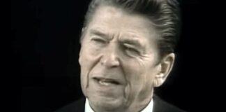 Ronald Reagan Inaugural Address