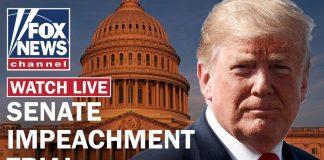 Trump's U.S. Senate Impeachment Trial Fox News