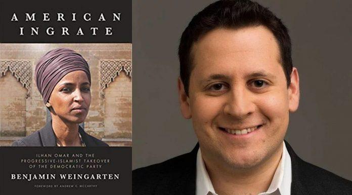 American-Ingrate by The Federalist Benjamin Weingarten