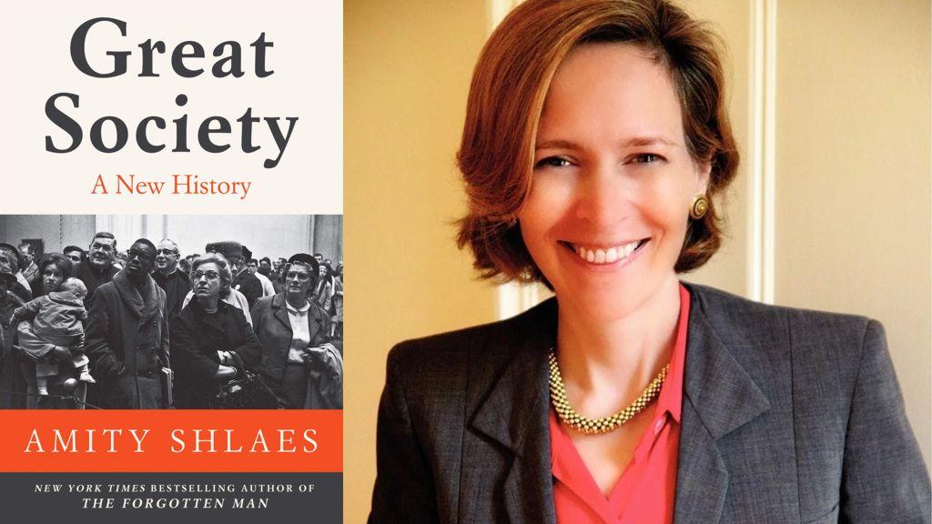 Great Society: A New History by Amity Shales
