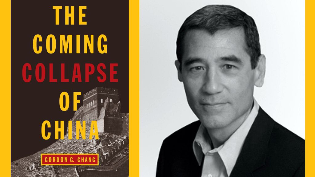 The Coming Collapse of China by Gordan Chang