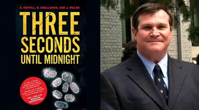 Three Seconds Until Midnight by Dr. Steven Hatfill