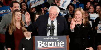 Bernie Sanders Iowa Caucus