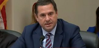 Devin Nunes speaks at House Intelligence Committee hearing