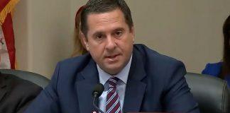 Devin Nunes speaks at House Intelligence Committee hearing