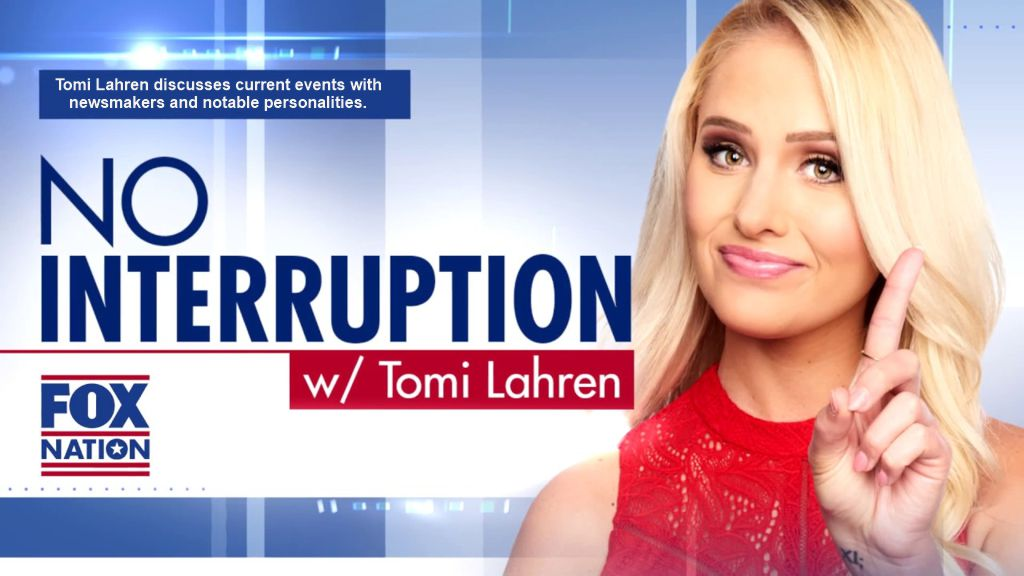Tomi Lahren: There's a war on cops, decency, & American citizens