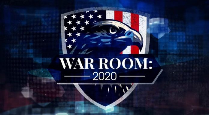 Steve Bannon's War Room 2020