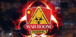WAR ROOM Pandemic