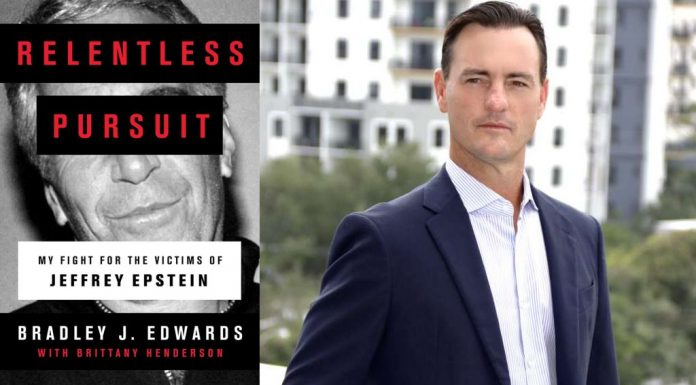 Relentless Pursuit: My Fight for the Victims of Jeffrey Epstein by Bradley Edwards.