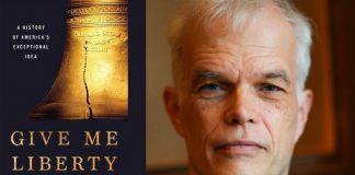 Give Me Liberty by Richard Brookhiser
