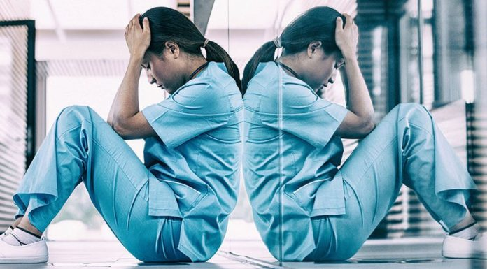 Healthcare Providers Stress