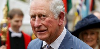 Prince Charles, heir to the British throne