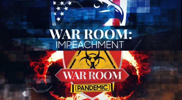 WAR ROOMS Index