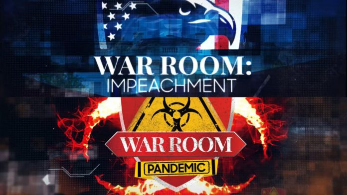 WAR ROOMS Index
