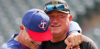 Clint Hurdle and Jeff Banister