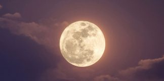 Brightest supermoon of the 2020