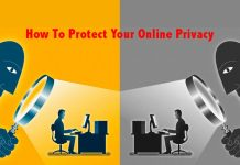 How to protect your online privacy
