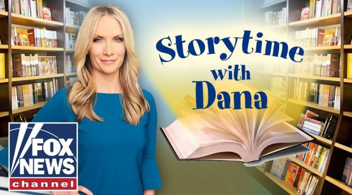 Storytime with Dana Perino