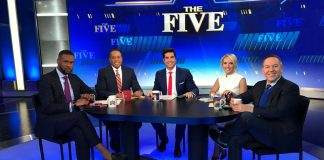 The Five on Fox News