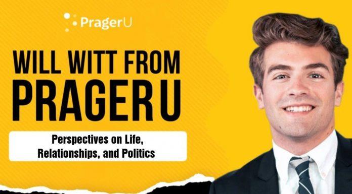 Will Witt PragerU