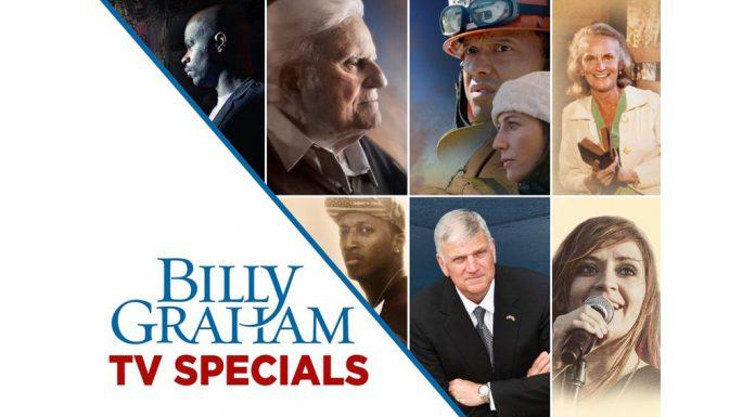 Billy Graham TV Specials