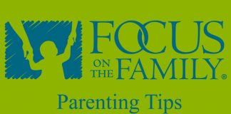 Focus On The Family Parenting Tips