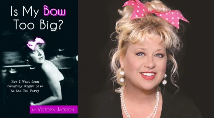 Is My Bow Too Big? by Victoria Jackson