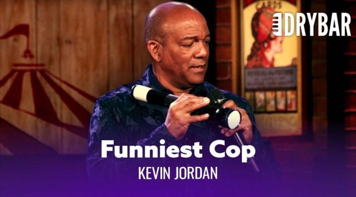 Funniest Cop Kevin Jordan