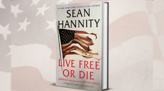 Live Free Or Die by Sean Hannity