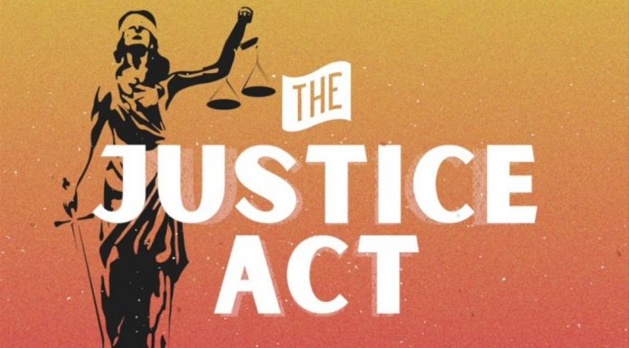 The Justice Act by Senator Tim Scott