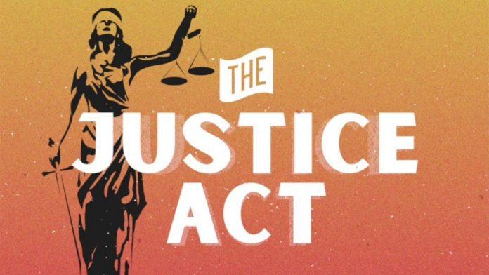 The Justice Act by Senator Tim Scott