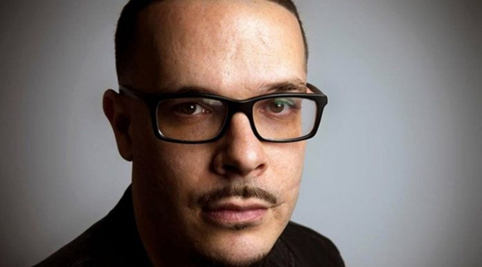 Shaun King of Black Lives Matter