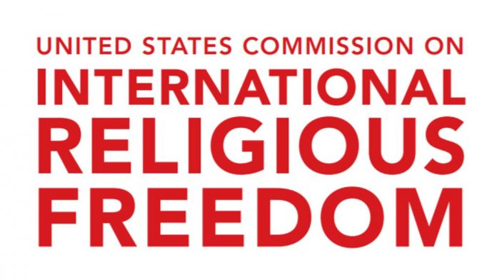 United States Commission on International Religions Freedom