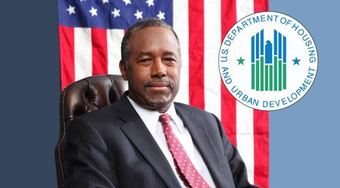 Ben Carson United States Secretary of Housing and Urban Development