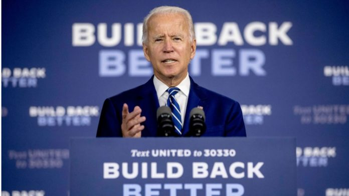 Joe Biden Build Back Better