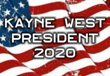 Kayne West President 2020