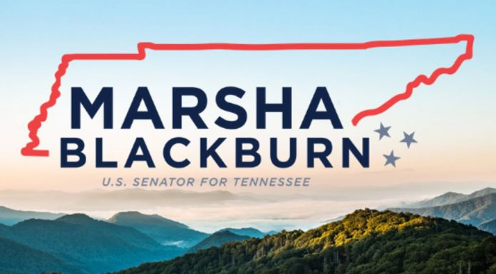 Marsha Blackburn U.S. Senator Tennessee