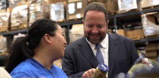 Robert Unanue of Goya Foods