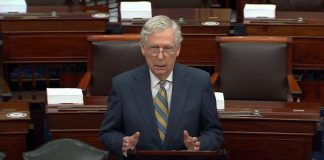 Mitch McConnell remarks on CARES 2