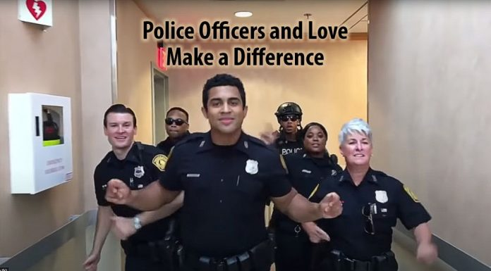 Police Officers and Love Make a Difference