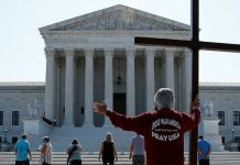 Praying at the Supreme Court