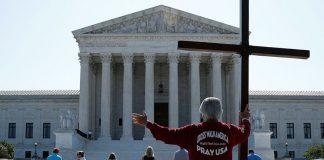 Praying at the Supreme Court